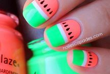 Nail art inspiration / Nail art unghie idee