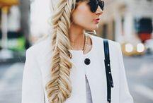 Hair style / Capelli, hair style, tagli, ispirazioni