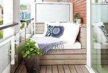 La mia terrazza - my new terrace / Terrazzo balcone terrace