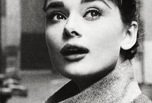 Beauty / Audrey, Marilyn and other beauties
