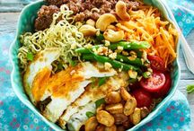 Buddha Bowls / Delicious and healthy
