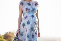 Inspiration for Sewing | Maternity Fashion
