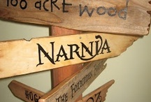 Family room --> Narnia style  / by Anne Wegener
