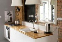 Home - Kitchen area