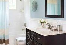 Home - Bathroom area
