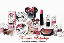 Korean Lolyshop / Korean Lolyshop adalah online shop yang menjual Kosmetik & Skincare Korea.  100% original, 200% MURAH!  Banyak promo!    Ready stock & buka Pre-Order  Etude, The Skin Food, Baviphat, Tony Moly, The Face Shop, SKIN79, Innisfree, dll.  CONTACT : SMS/WhatsApp 081-2121-444-88 WEBSITE : www.koreanlolyshop.com FB : www.facebook.com/KoreanLolyshopNew  OPERATIONAL HOUR :  Senin - Jumat (9.00 WIB - 17.00 WIB)  Sabtu & Minggu/tgl merah - OFF