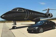 Rides / Plane, train, boat, rocket, and automobile. etc.