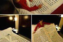 Reading / by Mela Apple
