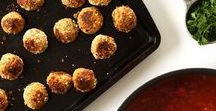 Veggie Meatballs: The Definitive Collection / Love love love meatballs. Only I don't eat meat. So, this is what I am actually talking about.