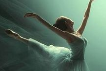 Ballet / I think ballet is really beautiful...I wish I had never quit