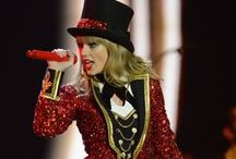 RED TOUR /  And I don't know about you,but if I had to pick one color to represent all the crazy,insane,passionate,terrible emotions that we experience when we fall in,and out of love,the color that I would pick,would be bright,burning,RED.