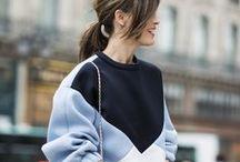 Oversize / Comment porter le sweater oversize en Fil Lumière de Montagut ?