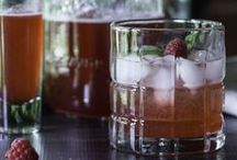 Cocktails, & Great Drink Recipes / Great creative recipes for cocktails and other drinks.