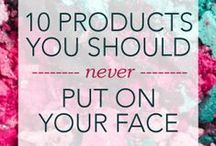 Beauty Tip & Tricks / Learn about natural beauty, tips and tricks & remedies. Glow from the inside out!