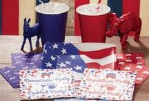 Red, White and Blue / All things Red, White and Blue