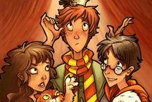 Harry Potter / IT'S LE-VI-OH-SA