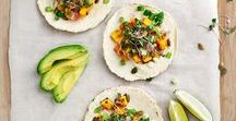 Vegetarian Tacos for the Win / Creative and healthy vegetarian taco recipes.