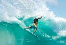 Surf / Parce qu'on aime les sports de glisse