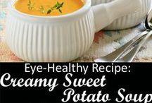 Eye Healthy Foods