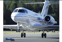 Private jet luxury & heli.