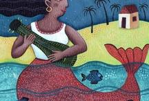 """El Baúl que no tenía mi Abuela / Ilustraciones infantiles del blog """" El Baúl que no tenía mi abuela"""" ."""