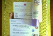 SheSpeaks Blogger / Products I have tested to SheSpeaks.com