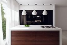 Cocinas / Kitchens / Ideas de #decoracion para #cocinas / Ideas for #kitchens #design