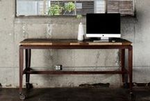 Estudio / Workspace / Ideas para decorar un estudio