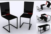 Mueble multifuncional / Mueble Multifuncional  / Multifunctional furniture