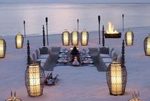 Farolillos / Lanterns / #decorar con farolillos / #designing with lanterns