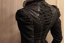 Gothic Clothing / by Mary Rose