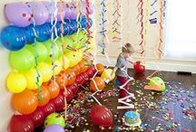 Party ideas- all occasions