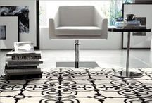 Alfombras / Carpets / Ideas para #decorar con alfombras // #Carpet interior design