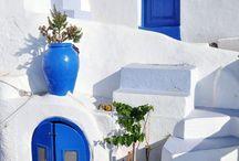 ~Greek Island Home~