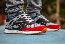Footwears and Sneakers Wishlist