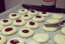 Repostería y tartas   Pastries & cakes / Recetas de repostería y tartas
