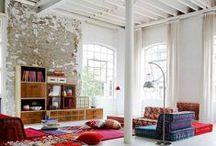 Home decor / Inspirational spaces