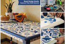 Creative Tips for Tiles