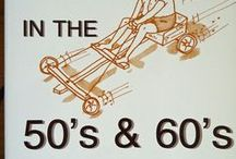 """New Book -Set in 50s and 60s / This is a delightful little book, """"Growing Up In The 50s and 60s"""" which will stir up memories for baby boomers and no doubt elicit many chuckles. NEW, 1994"""