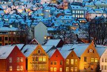 Scandinavian / Scenery of Scandinavian countries