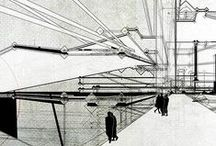 architecture & drawing