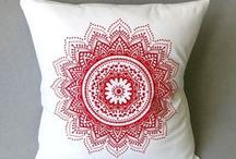 Pillow covers / Pillov covers handmade, our ideas for cusion covers, dorm pillow, throw pillow design, dyi pillow