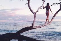 boho bikini & beachwear