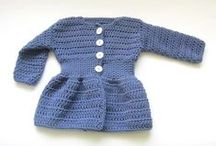 crochet baby cardigan, crochet baby sweater, newborn sweater