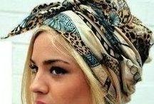 scarf & shawl