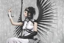 cyberpunk & steampunk