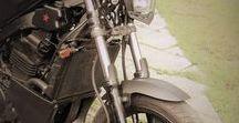 Motocycles /  Gpz 500