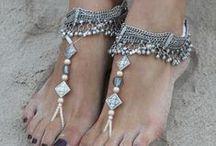 boho & barefoot jewelry