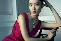Advertising campaign - Jewelry / les campagnes de publicités des grandes marques de bijouterie joaillerie... nos créations et nos sélections de bijoux de marques sont en ligne sur www.bijouxmrm.com ! à très vite  ❤