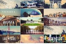Places to go, Places I've seen. / public